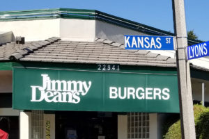 Jimmy Deans Kansas and Lyons